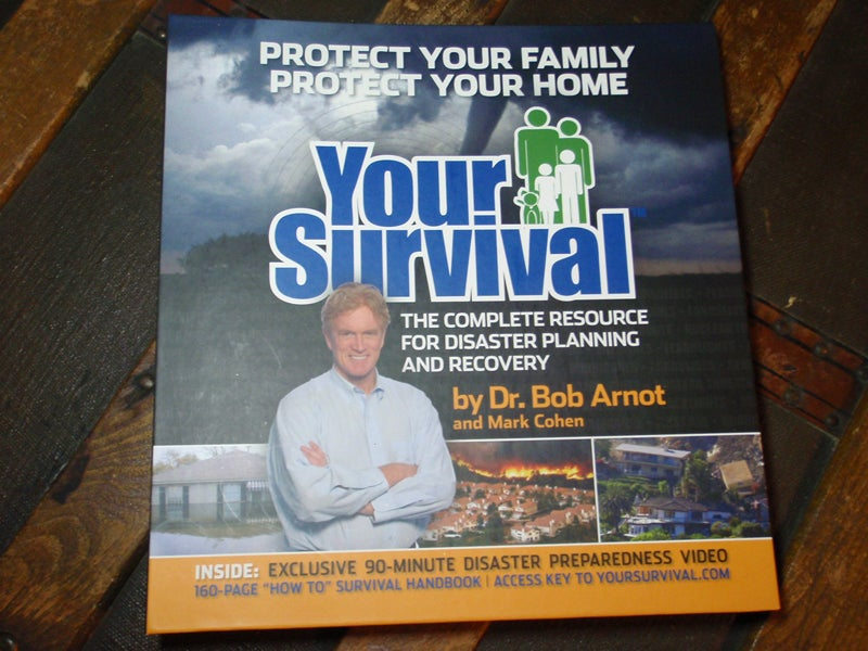 Your Survival book