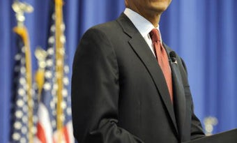 Barack Obama on Sportsmen's Issues