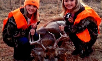 8-Year-Old Girl Writes Adorable Deer Hunting Story for School Assignment