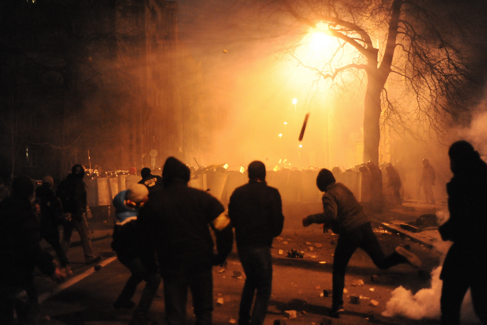 Survival Skills: How To Ride Out A Riot