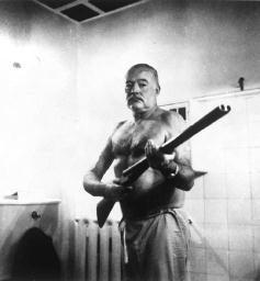 Ernest Hemingway's Iguana Hunt