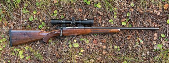 Mauser M12: A New Path for One of the World's Oldest Gunmakers