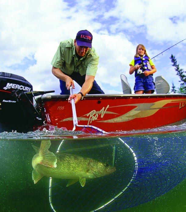 Net results: 6 Tips for Netting and Landing Trophy Fish