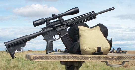 First Take: Mossberg MMR Tactical Rifle