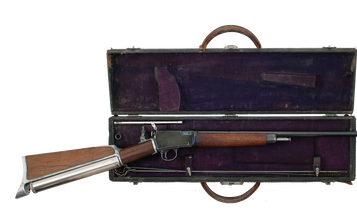 Gun of the Week: Getting the Christmas Goose with a Goose Rifle and Cutaway Suppressor