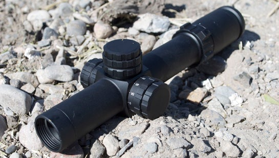 Scope Review: The Weaver Tactical 1-5×24