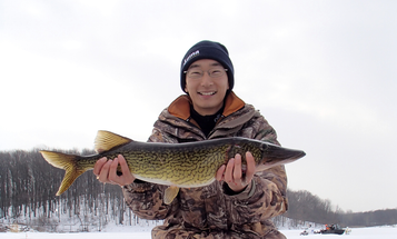 5 Tips for Catching Pike and Pickerel this Winter