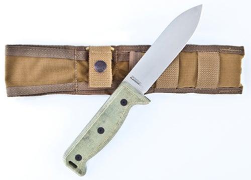 SK-5 blackbird knife