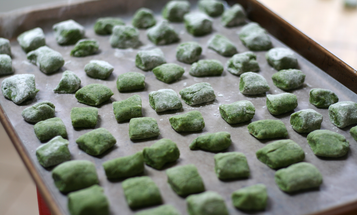 How to Pick and Prepare Stinging Nettles for Cooking, Plus a Recipe for Nettle Gnocchi and Smoked Trout