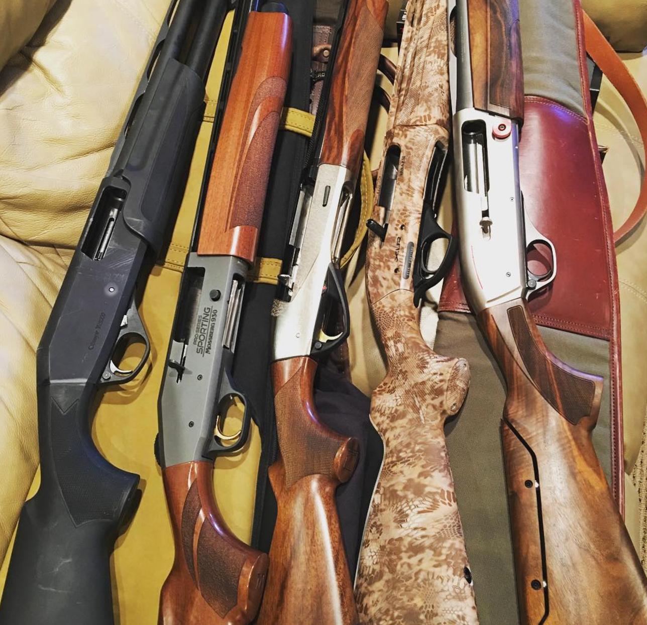 new shotguns