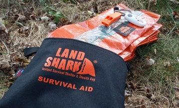 Survival Gear Review: The Land Shark Survival Bag
