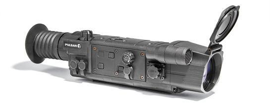 Pulsar N550: Anatomy of a Digital Riflescope