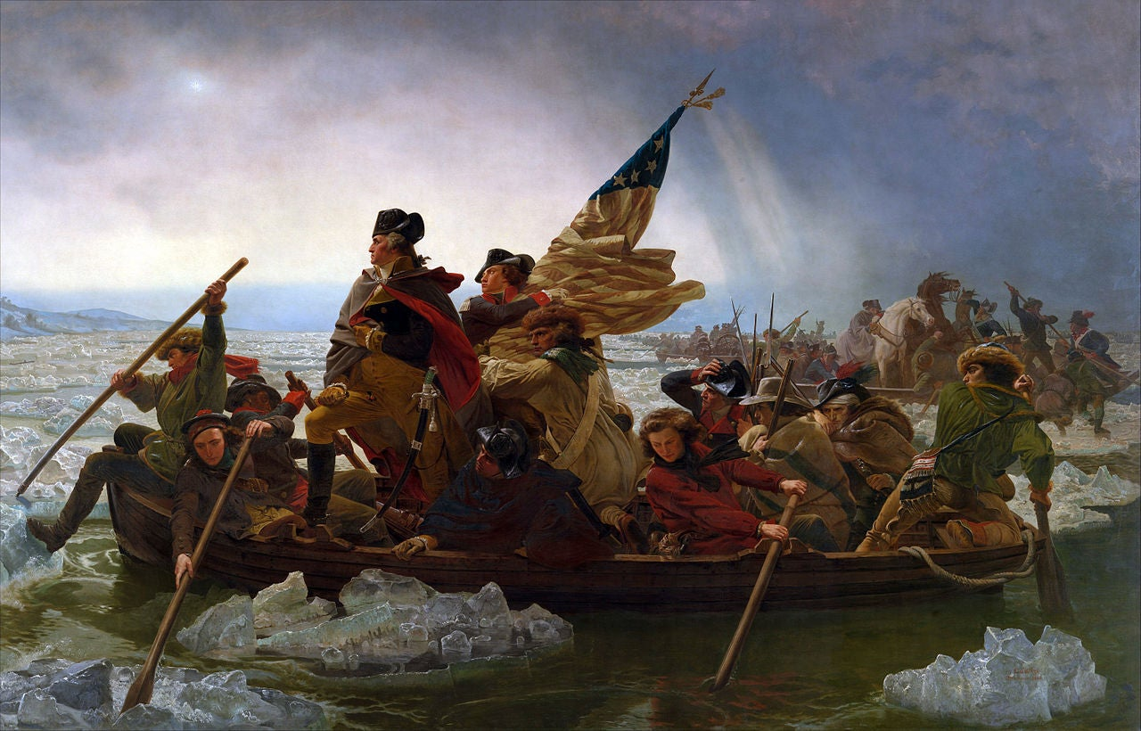 Celebrate Your Freedom and Your Fourth by Fishing Like George Washington