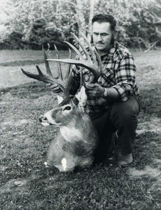 Saskatchewan Swistun buck