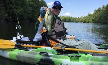 Fishing Tips: Why You Should Try Catching Crappie from Kayaks