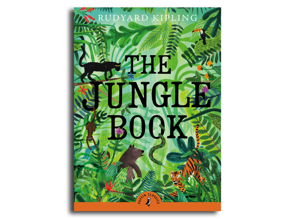 Jungle Book by Rudyard Kipling