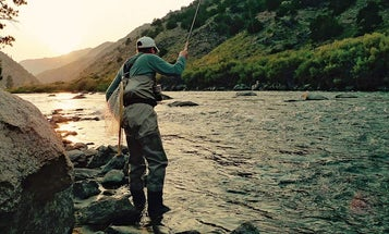 Why You Should Try Tenkara Fishing for Trout