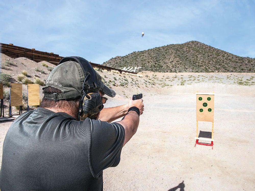 personal defense gun test