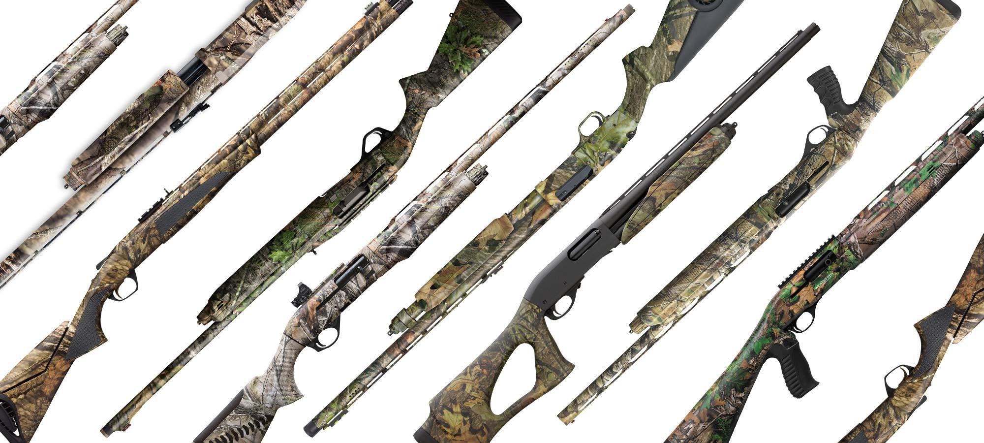 great turkey hunting rifles