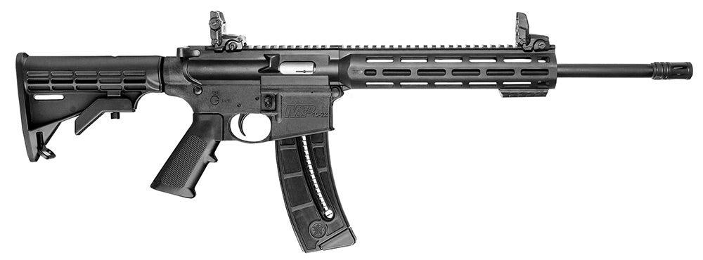 Smith & Wesson M&P 15-22 Sport rimfire rifle