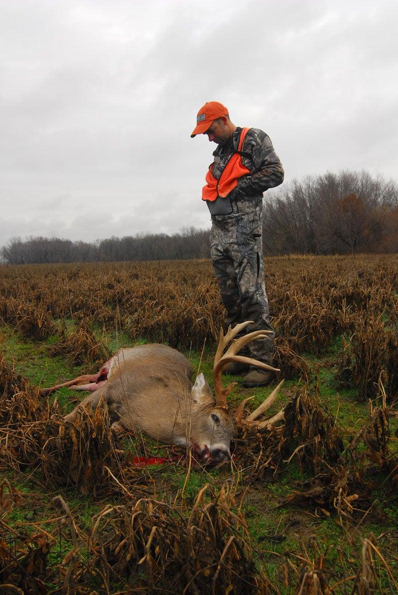 The Homecoming Buck