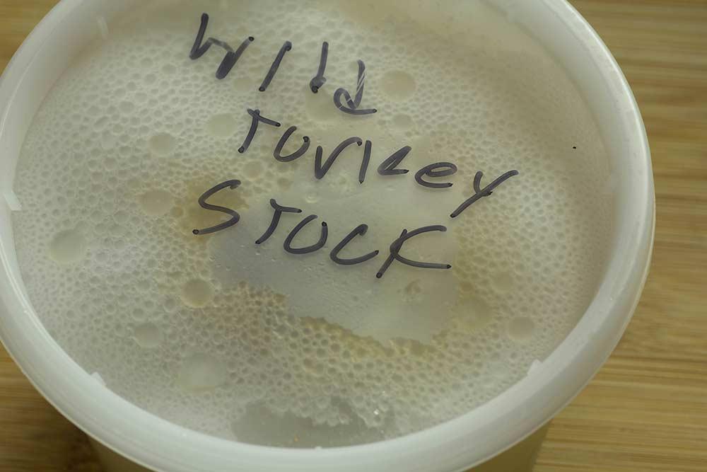 wild turkey stock