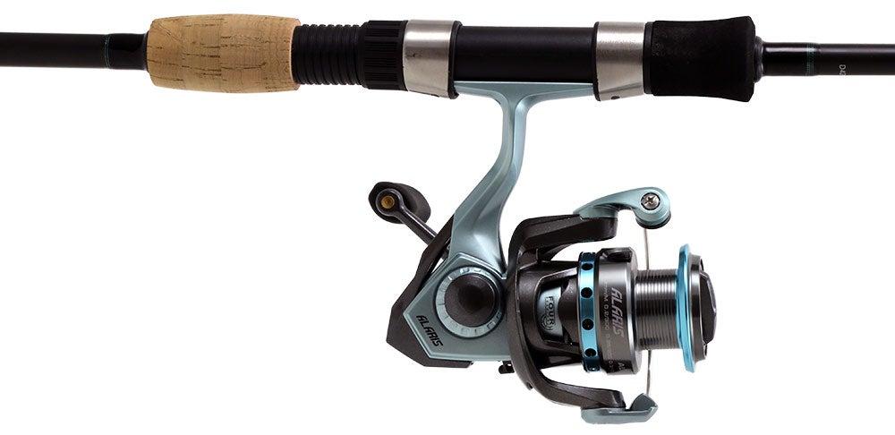 Okuma Alaris Spinning Combo rod and reel