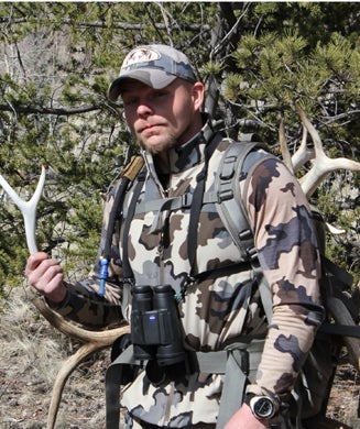Live Hunt: Backcountry Shed Hunting