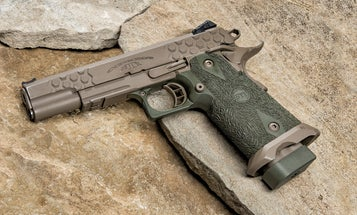 The STI 2011 Hex Tactical