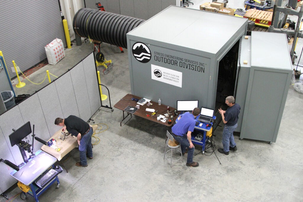 stress engineering outdoor gear testing
