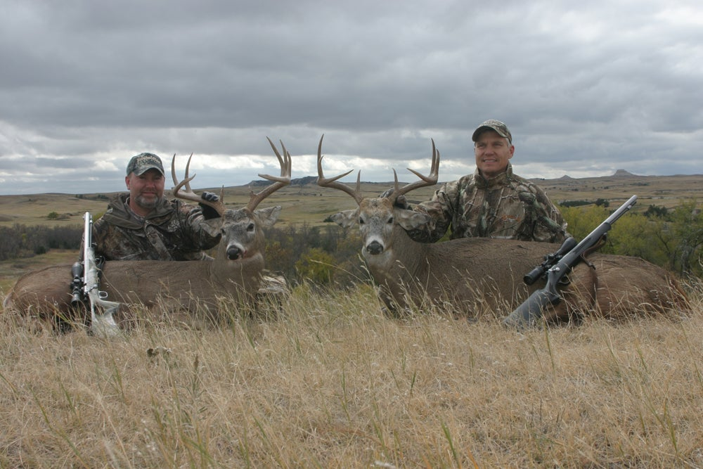 Try Tribal For Whitetail Action
