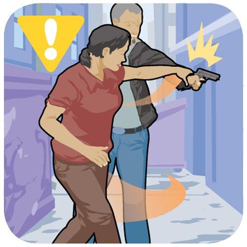 Disarm a Shooter