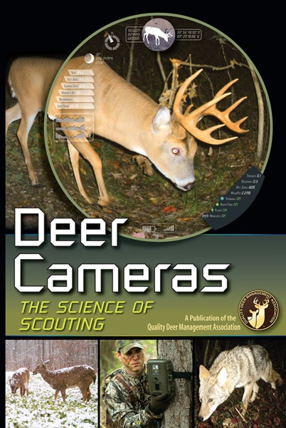 It also helps you interpret buck movement patterns based on the latest science.
