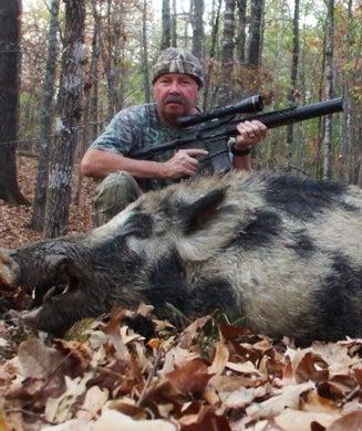 14 Great Hog Hunting Rifles, Handguns, and Tactics