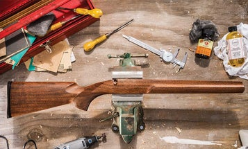 5 Ways to Refinish a Gun Stock Yourself, Plus Other Touch-Up Tricks