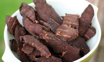 A Recipe for Smoking Wild Venison Jerky