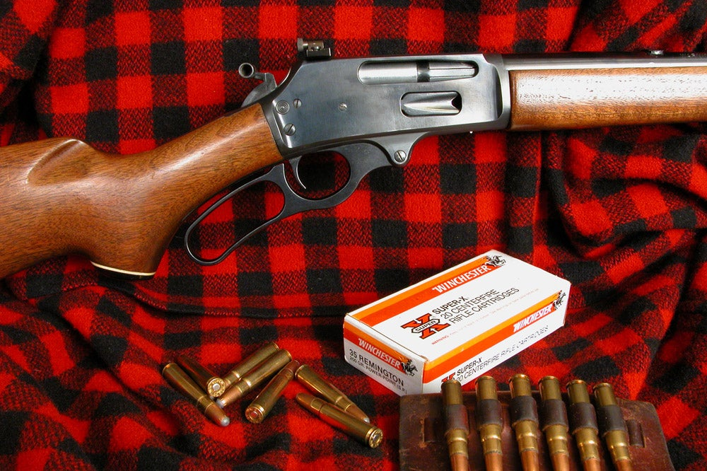 best lever action rifle