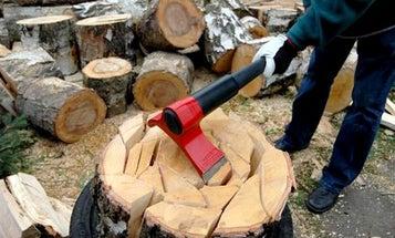 Video: Leveraxe Makes Splitting Logs Look Easy