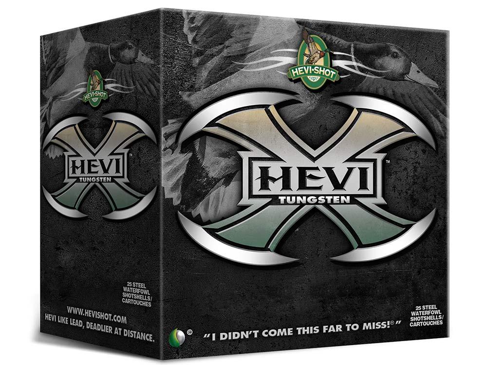 Hevi-Shot Hevi-X Shotshells