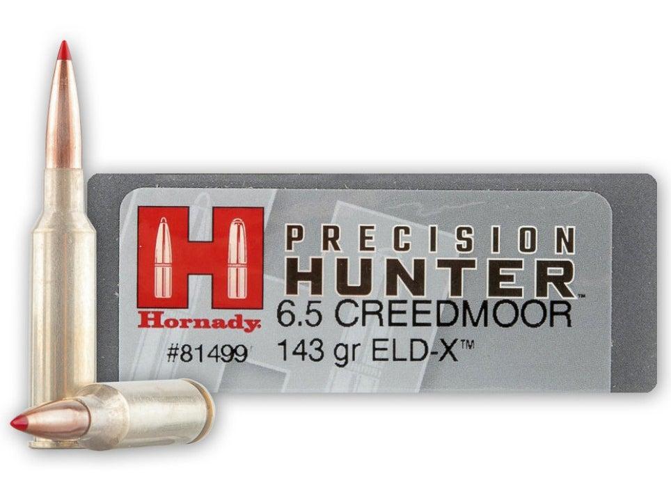 hornady precision hunter 6.5 Creedmoor