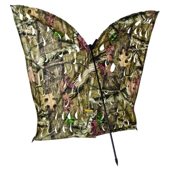 Turkey Hunting Gear: New MAD MAX Blind for Running and Gunning