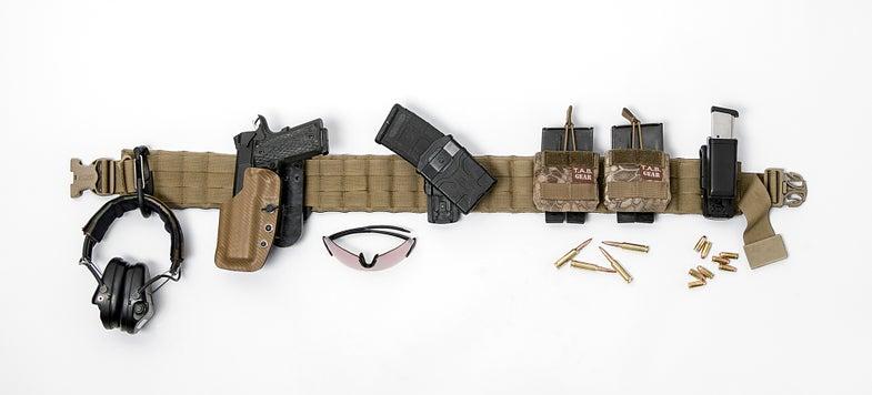 patrol belt