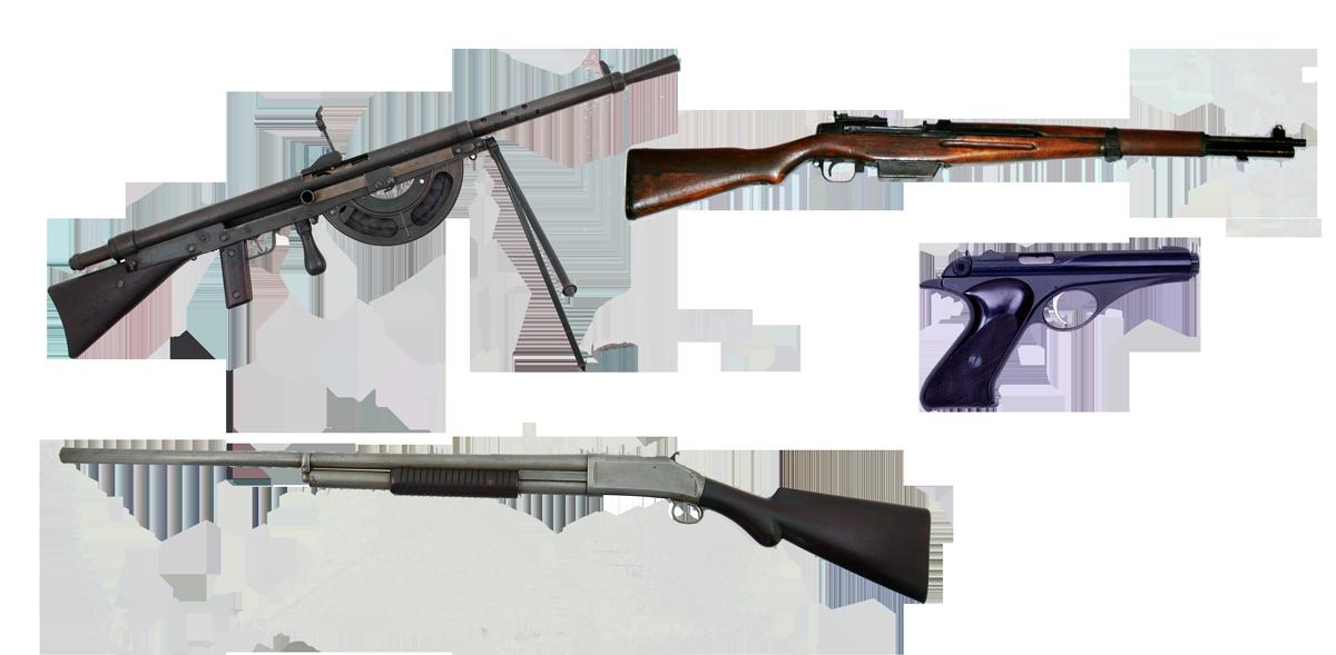 intro gun fails