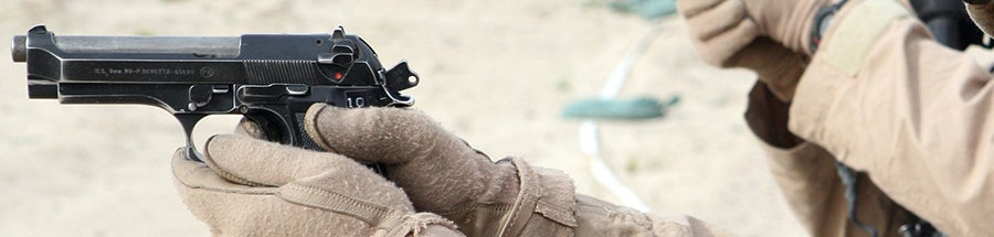 Handguns: Military to Pick a New Standard-Issue Sidearm