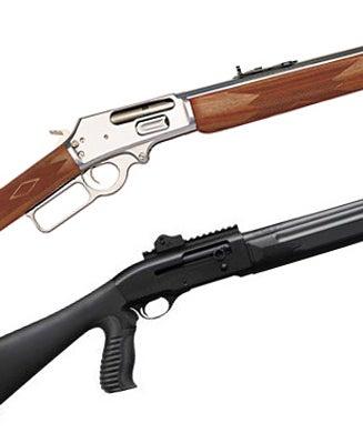Best Survival Guns: Handguns, Shotguns and Rifles for the Survivalist
