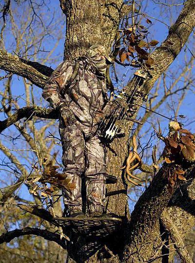 Survival Skills: Treestand Survival