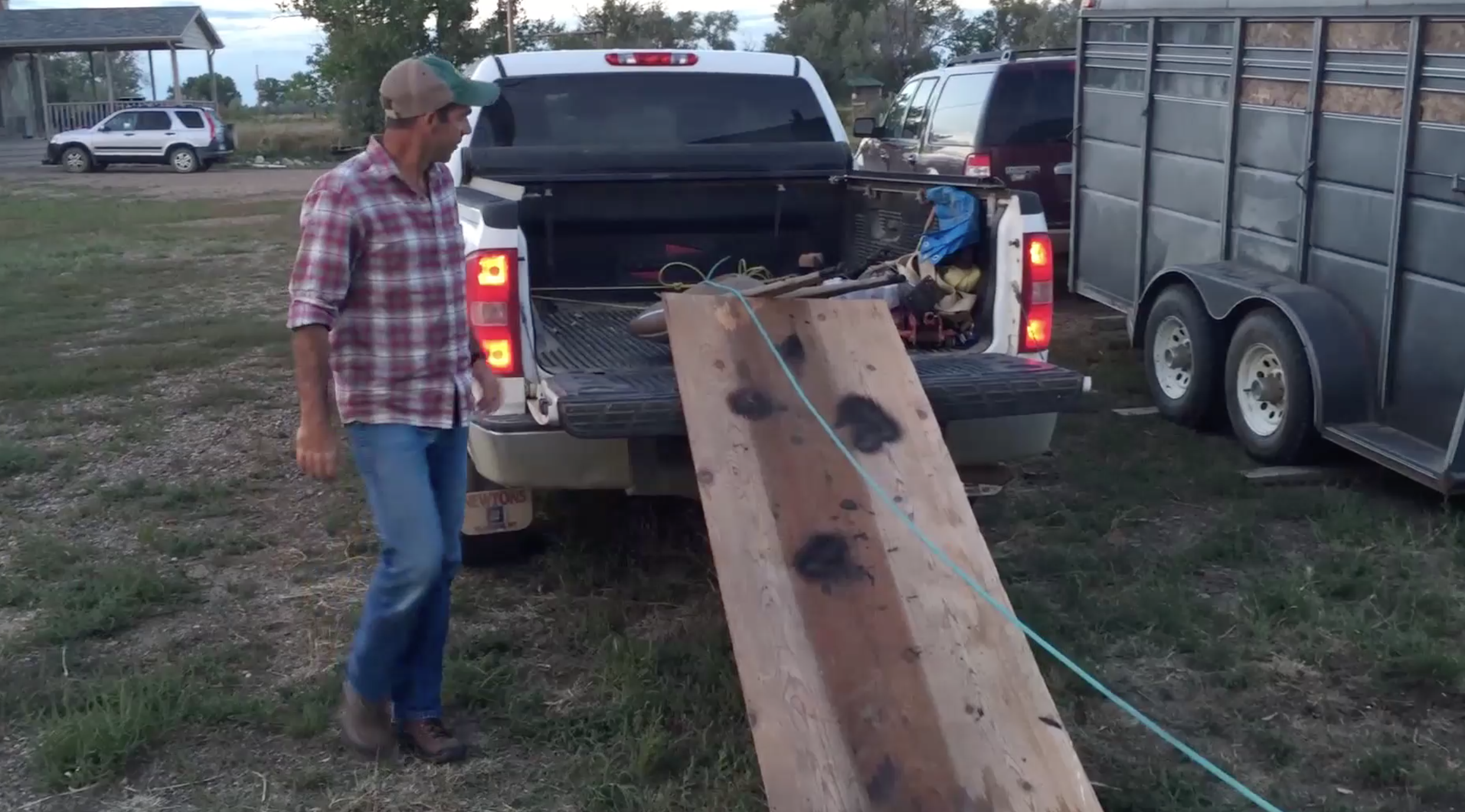 Hunting Tips: How to Load a Deer into Your Truck by Yourself