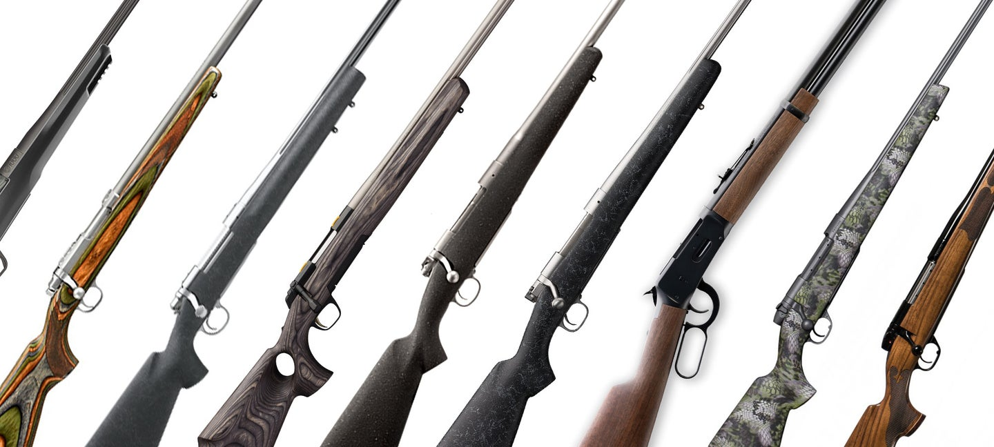 best hunting rifles for hunting in the west