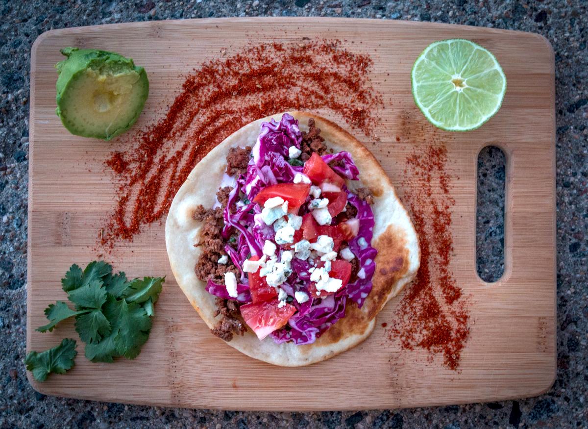 A Recipe for Ground Venison Slaw Tacos, Plus 2 Homemade Taco Seasonings