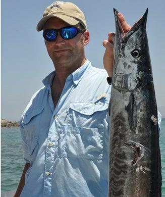 Gayne Fishes Baja